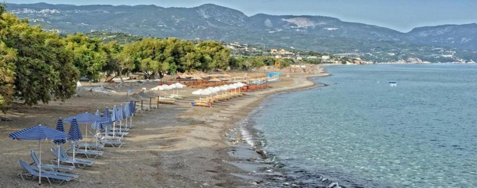 Kristallklare Strand